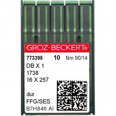 Иглы промышленные Groz-Beckert DBx1 SES №90 фото