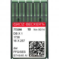 Голки промислові Groz-Beckert DBx1 SES №90 фото