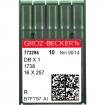 Иглы промышленные Groz-Beckert DBx1 R №90