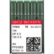 Голки промислові Groz-Beckert DPx5 SES №90 фото