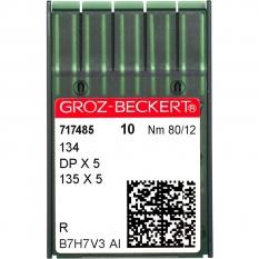 Голки промислові Groz-Beckert DPx5 R №80 фото