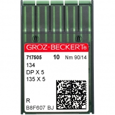 Иглы промышленные Groz-Beckert DPx5 R №90 фото