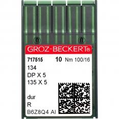 Голки промислові Groz-Beckert DPx5 R №100 фото