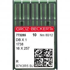 Голки промислові Groz-Beckert DBx1 R №80 фото