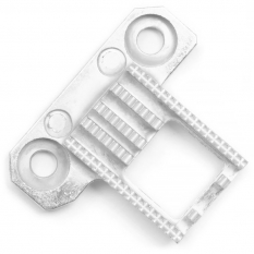 Зуби транспортера тканини фото