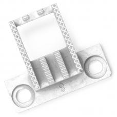 Зубья транспортера ткани для швейной машины iSew S200 фото