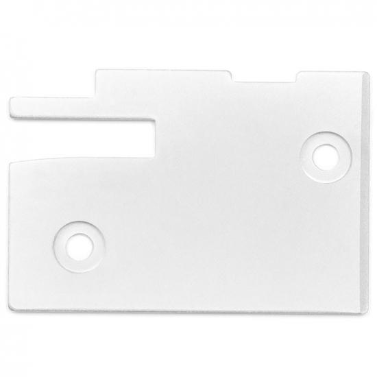 Игольная пластина откидной панели для оверлока