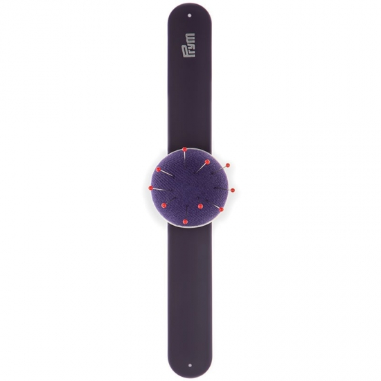 Игольница на руку с силиконовым браслетом Prym 610275
