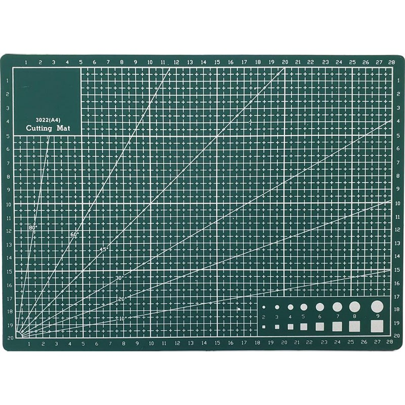 Килимок для різання самовідновлювальний A4 Cutting Mat 3022