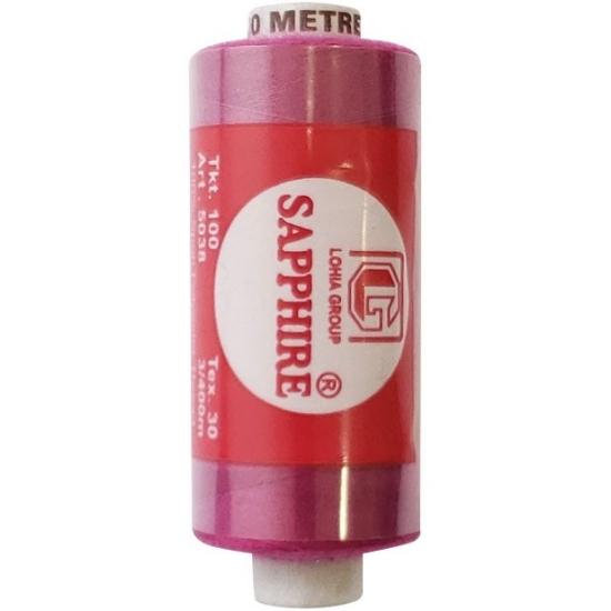 Нить SAPPHIRE 8319 для шитья полиэстеровая, 400 м