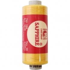 Нитка SAPPHIRE 8081 для шиття поліестерова, 400 м фото