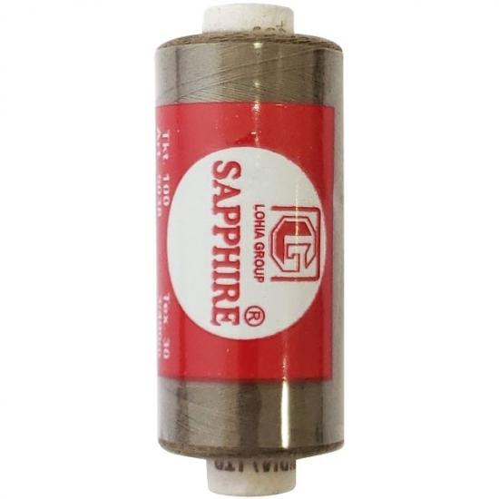 Нить SAPPHIRE 8033 для шитья полиэстеровая, 400 м