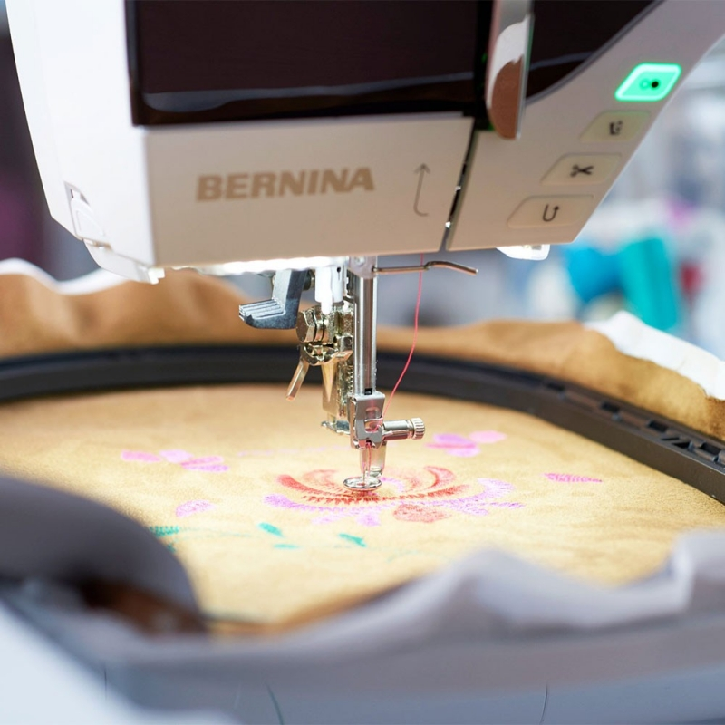 Швейно-вишивальна машина Bernina 790 Plus