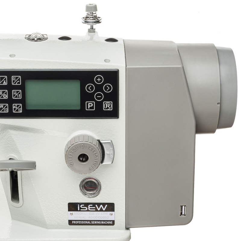 Прямострочна швейна машина iSew i7H