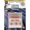 Иглы универсальные Organ Universal №70-90 10 штук