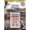 Иглы для металлизированных нитей Organ Metal №90/100