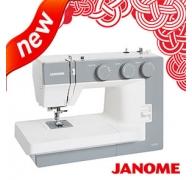Уже в продаже! Новая швейная машинка Janome 1522LG от японского бренда