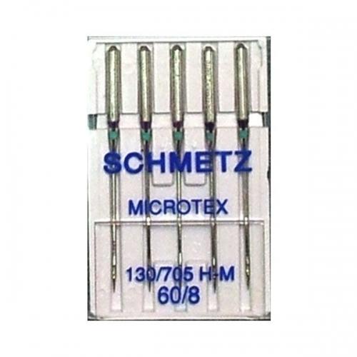 Иглы Schmetz микротекс №60 фото