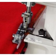 Лапка для потайной подшивки к оверлокам Janome 200203104 фото