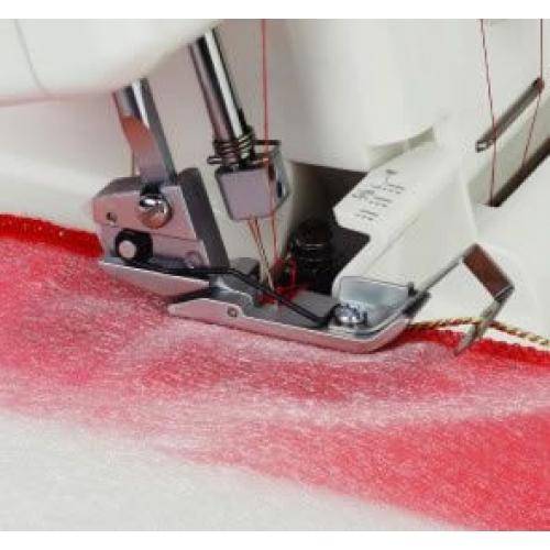 Лапка для вшивания шнура В к оверлокам Janome 200208109 фото