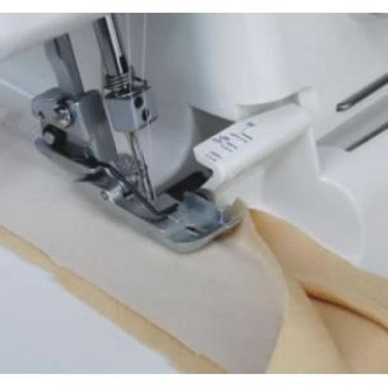 Лапка для вшивания канта 5мм к оверлокам Janome 200220107