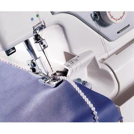 Лапка для вшивания бисера к оверлокам Janome 200214108