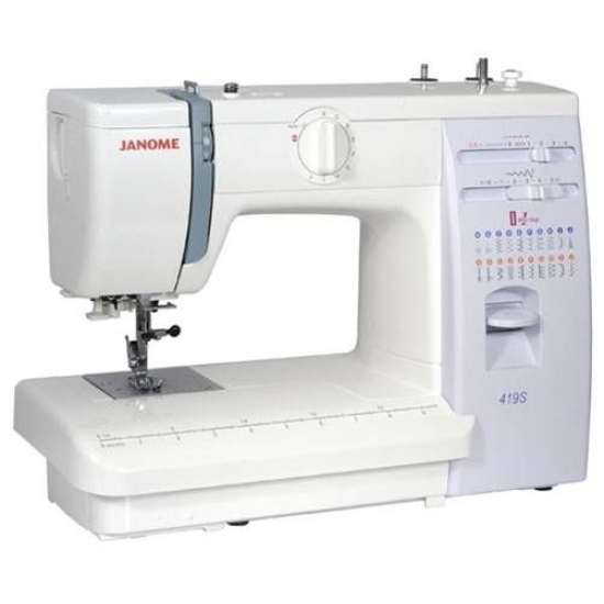 Швейна машина JANOME 419S