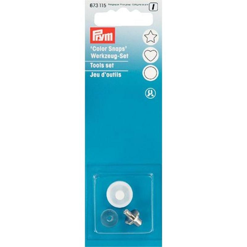 Набор для установки кнопок Prym 673115