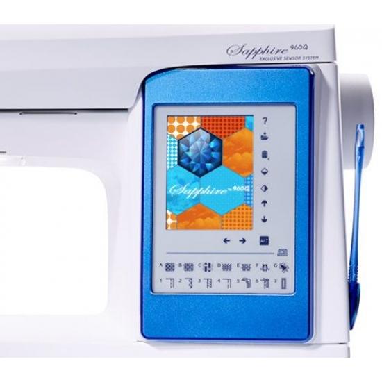 Швейна машина Husqvarna Sapphire 960Q