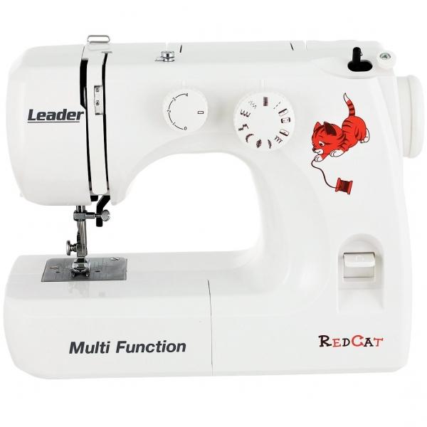 Швейная машина LEADER RedCat фото