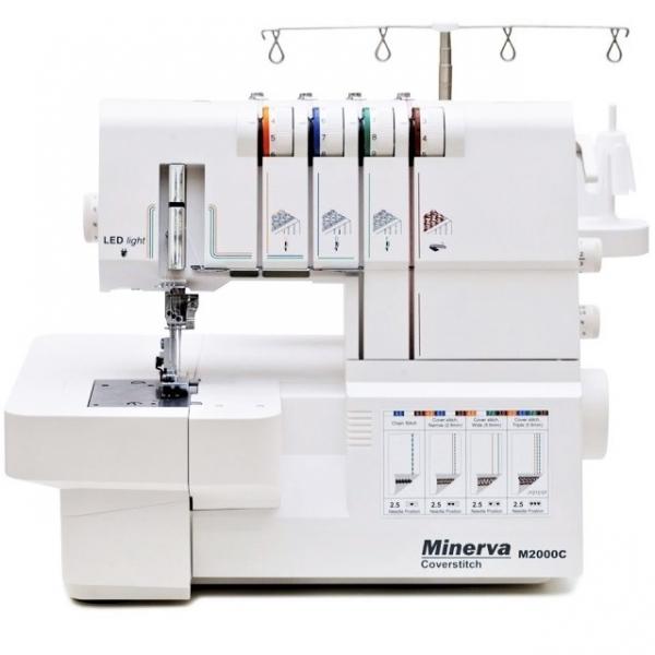 Распошивальная машина Minerva М2000C фото