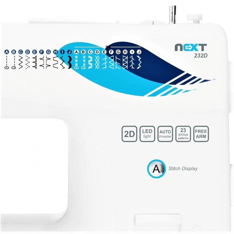 Швейна машина Minerva Next 232D