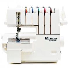 Коверлок Minerva M3000CL фото