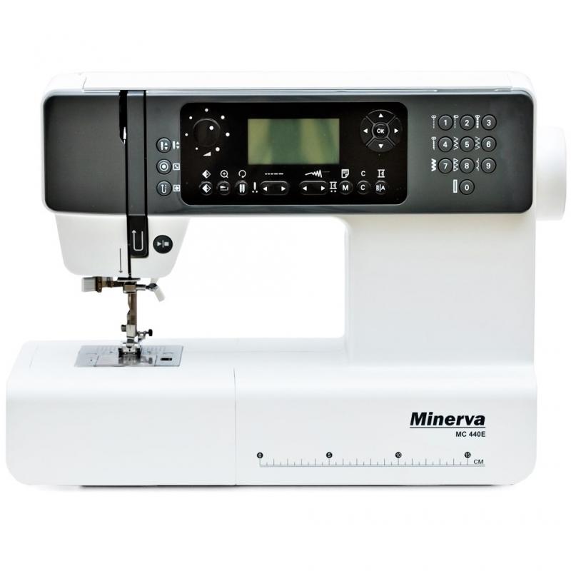 Швейно вишивальна Minerva MC 440E