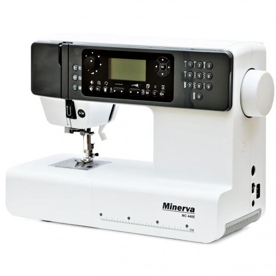 Швейно-вышивальная Minerva MC 440E