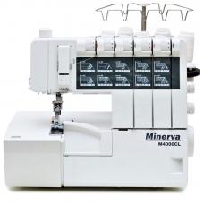 Коверлок Minerva М4000CL фото