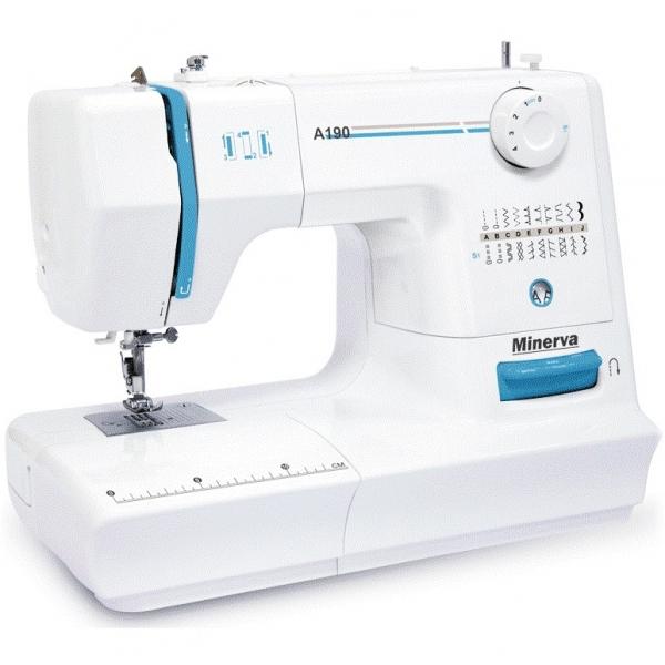 Швейная машина Minerva A190 фото