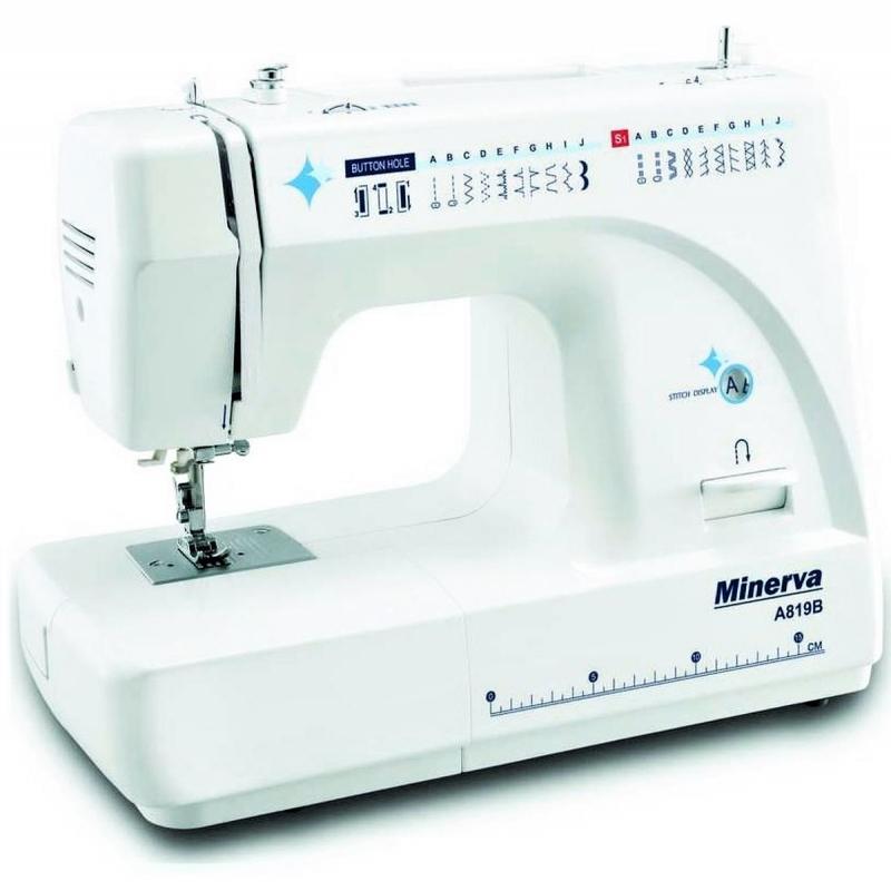 Швейна машина Minerva A819B