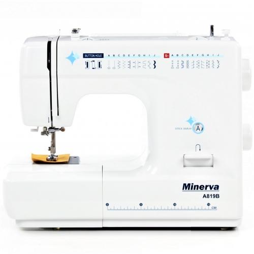 Швейная машина Minerva A819B фото