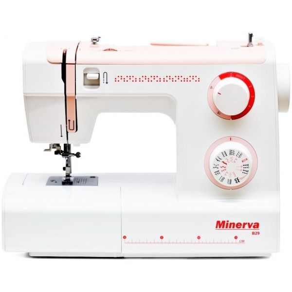 Швейная машина Minerva B29 фото