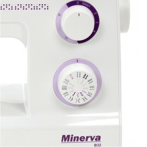 Швейная машина Minerva B32 фото