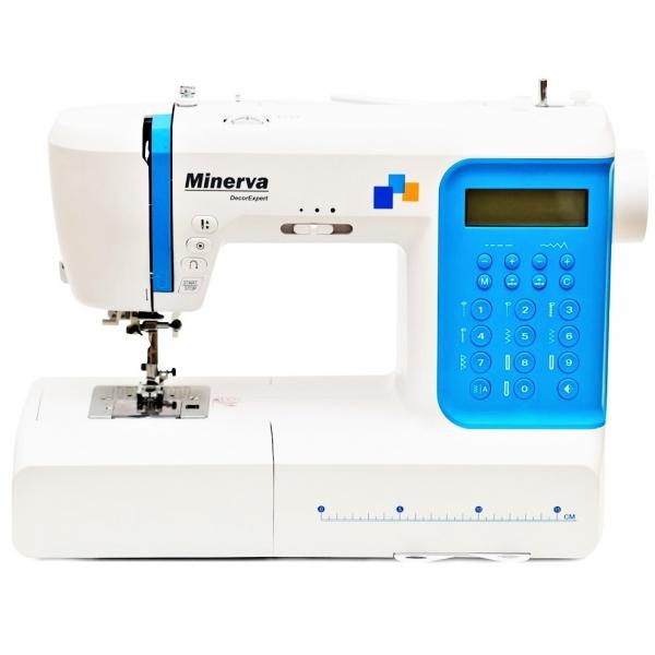 Швейная машина Minerva Decorexpert фото