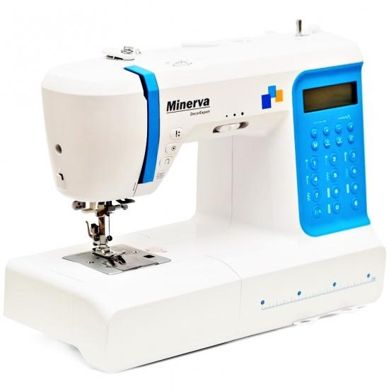 Швейная машина Minerva Decorexpert