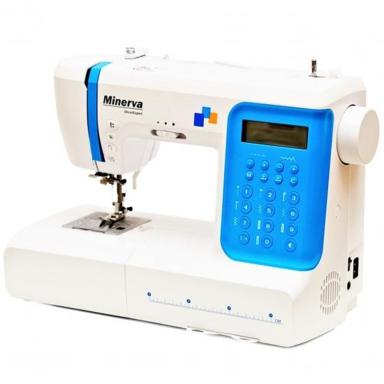Швейна машина Minerva Decorexpert