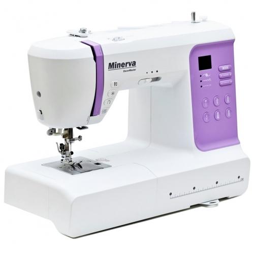 Швейная машина Minerva Decormaster фото