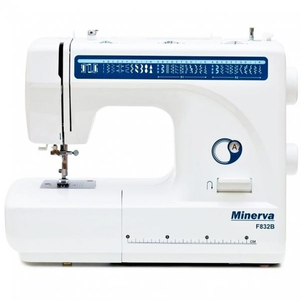 Швейная машина Minerva F832B фото