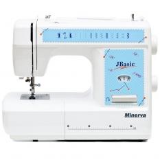 Швейна машина Minerva Jbasic фото