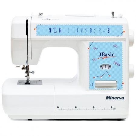 Швейна машина Minerva Jbasic