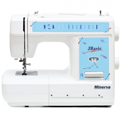 Швейная машина Minerva Jbasic фото