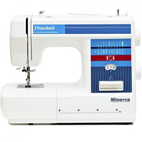 Швейная машина Minerva Jstandard фото